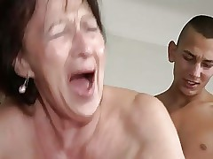 Old and Young sexy videos - milf getting fucked