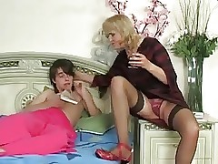 Russian porn clips - husband wife sex